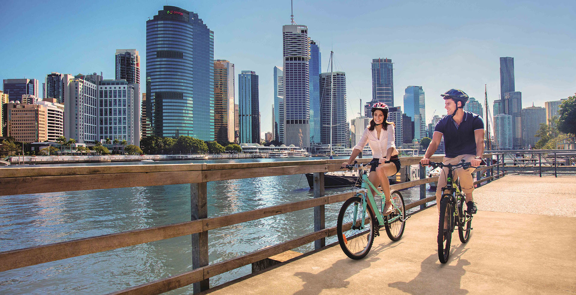Brisbane Cycle